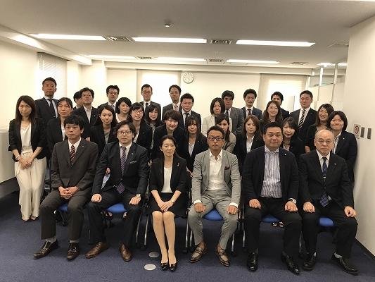 2017年7月 上期経営報告会